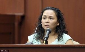Witness Jeanee Manalo
