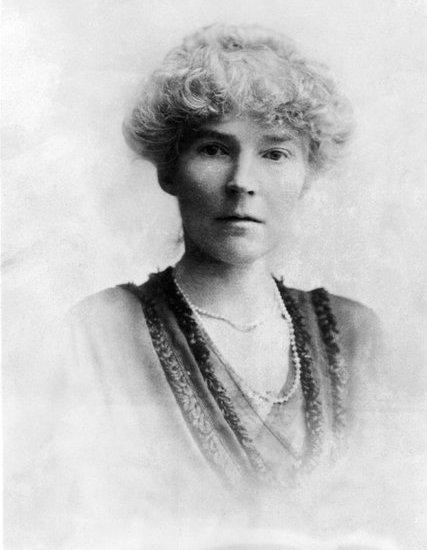 Gertrude Bell at 53 years old