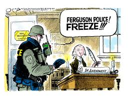 images first amendment ferguson