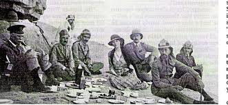 Gertrude Bell and others