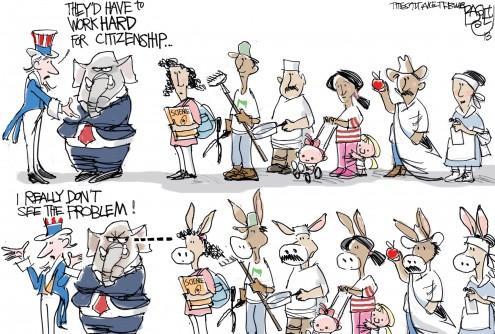 immigration-reform-cartoon-bagley-495x334 hypocracy