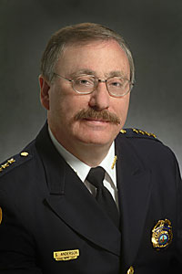 Nashville Chief of Police, Steve Anderson