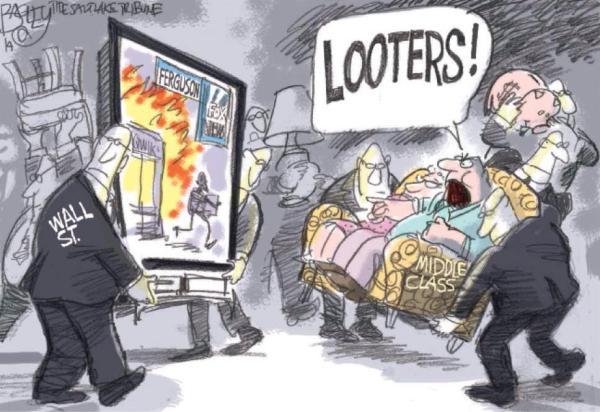 B30oKTbCAAAbBM6 looters vs ferguson