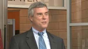 Prosecutor Robert McCulloch