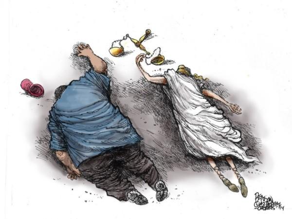 imrs ferguson loss of justice