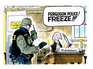 61948_cartoon_main 1st amendment ferguson
