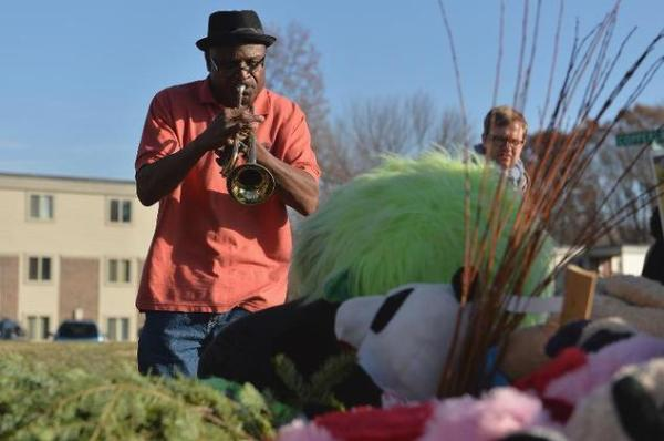 Michael Brown's Memorial Tells the Story