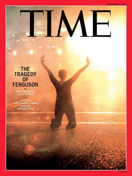 TIME FERGUSON COVER