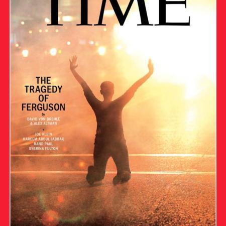 TIME FERGUSON COVER