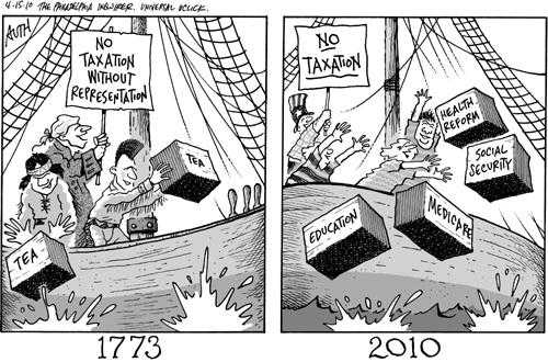 a super great cartoon tax