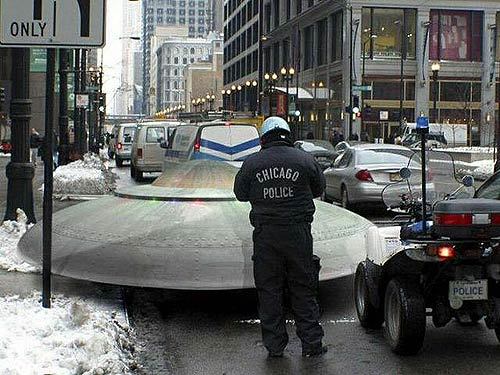 chicago-police FUNNY TICKET BY CPD