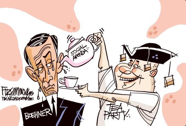 tea boehner sweating tea party