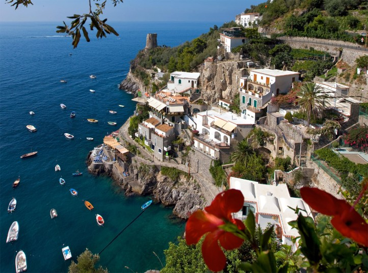 HOTEL ONDA ON THE AMALFI COAST