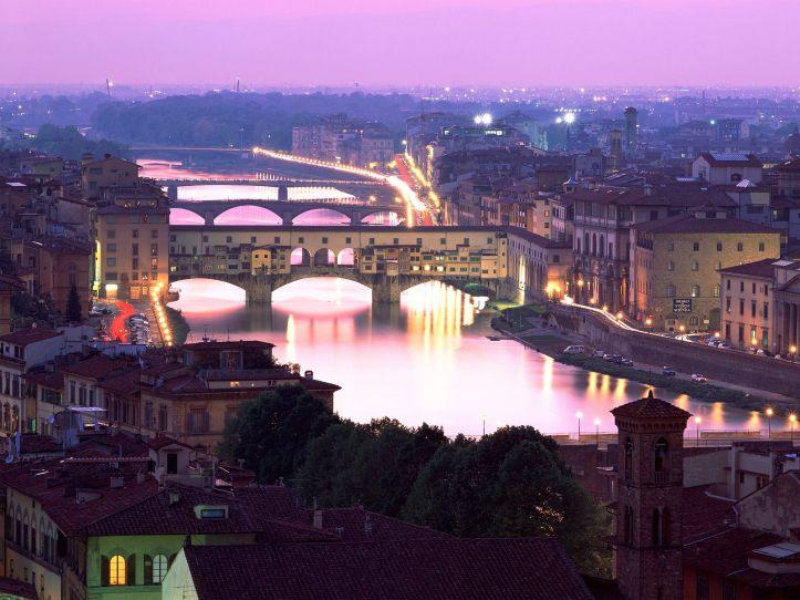 Ponte-Vechio Bridge
