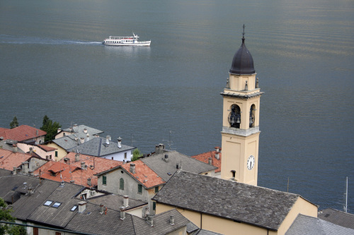 DIRECT VIEW FROM LOCANDA DELLA MARIA, BELLAGIO