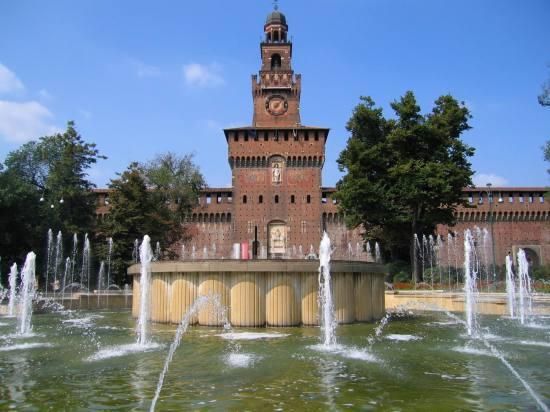 Castello-Sforzesco