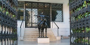 Peggy-Guggenheim Art Collection in Venice