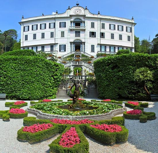 Villa Carlotta, Tremezza
