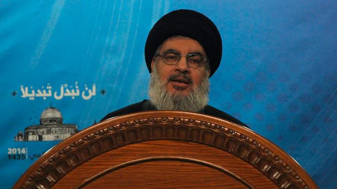 Hezbollah head Hassan Nasrallah