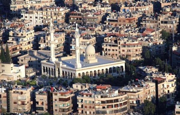 Damascus in Syria