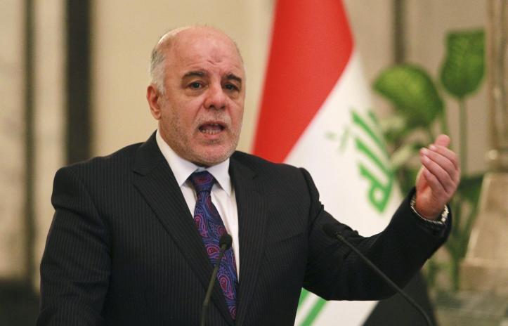 Haider Jawad Kadhim Al-Abadi, Prime Minister of Iraq since 2014