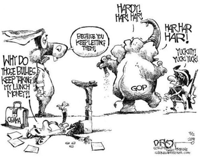 GOP-Bullies