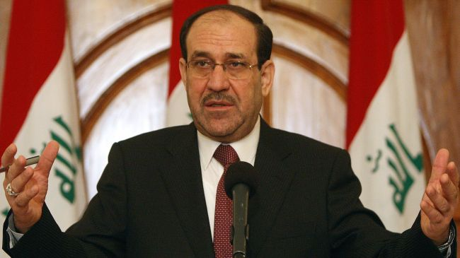 Nouri al-Maliki, former Prime Minister of Iraq who stepped down in 2014