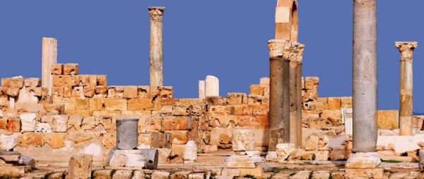 Sabratha-Libya