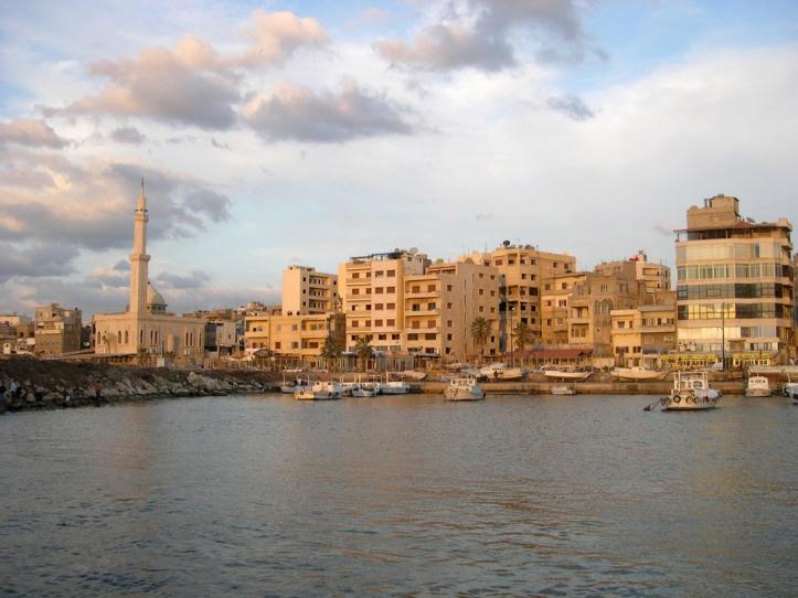 Tartus, Syria,