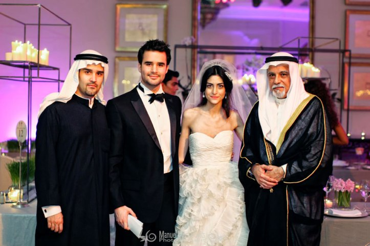 UAE-FAMILY WEDDING AT ROYAL MIRAGE IN DUBAI