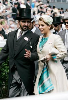 UAE Royal Family: Princess Haya