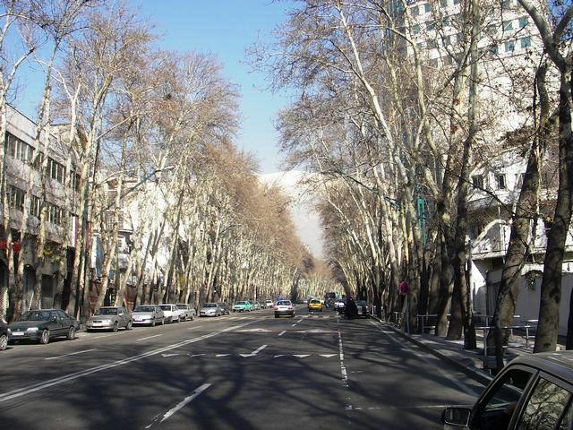 Tehran in Iran