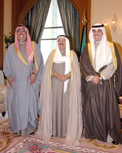 Kuwait Leaders
