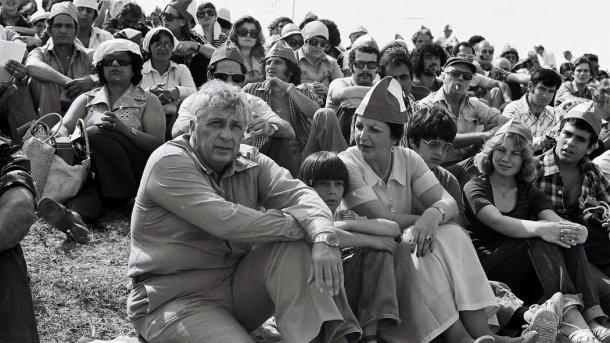 Israeli leader, Ariel Sharon