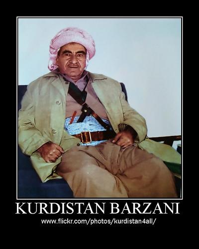 Kurdistan President Masoud Barzani