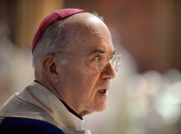 Archbishop Carlo Maria Vigano, Papal Nuncio