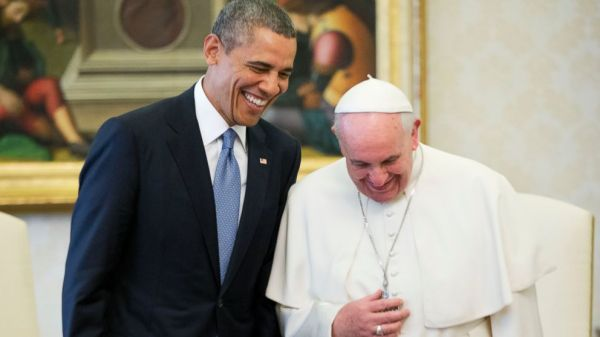 BOTH PRESIDENT OBAMA AND POPE FRANCIS HAVE DETRACTORS FROM THOSE TO THEIR FAR RIGHT