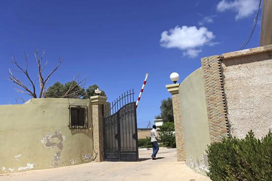Benghazi-compound