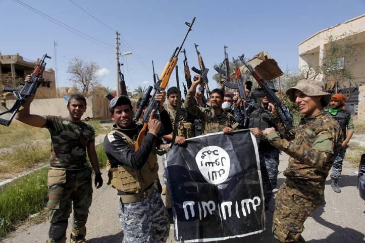 ISIS IN TIKRIT