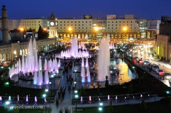 KURDISH AREA