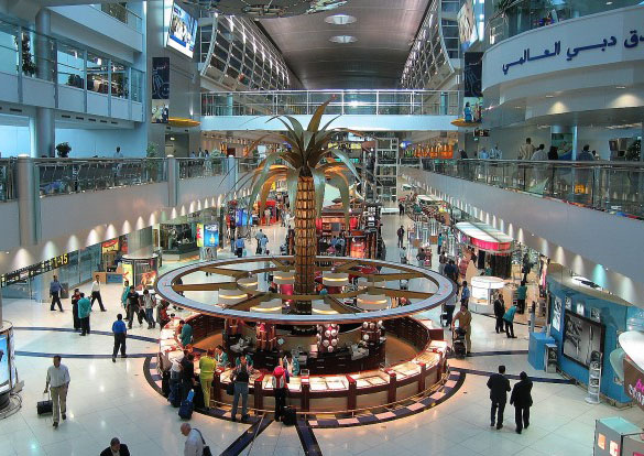 DUBAI DHOPPING MALL