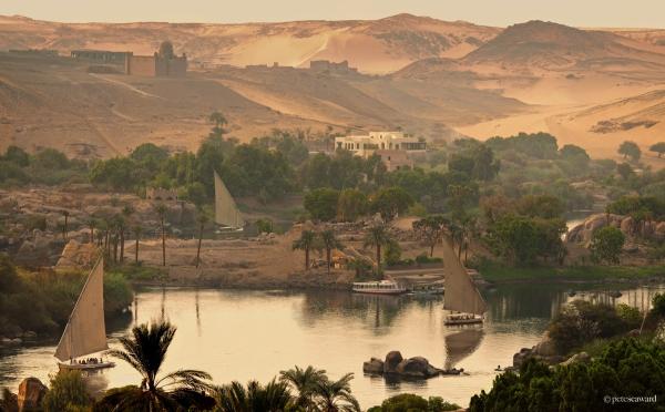 Egypt's Aswan Dam