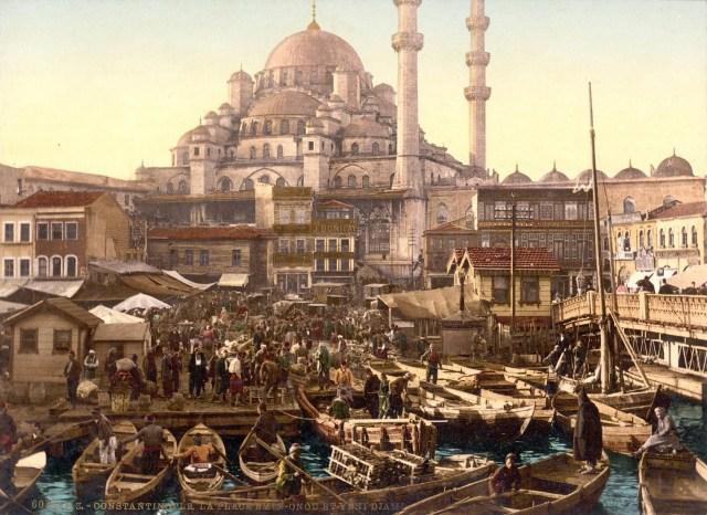 Egypt as part of Ottoman Empire