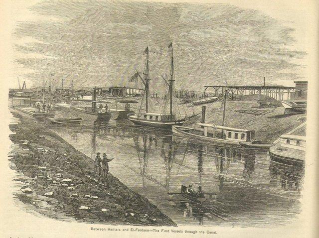 Egypt's Suez Canal