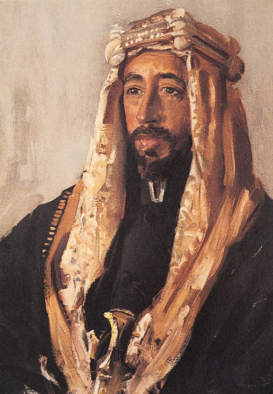 Emir Feisal (Faisal) King of Iraq from August 1921 to 1933
