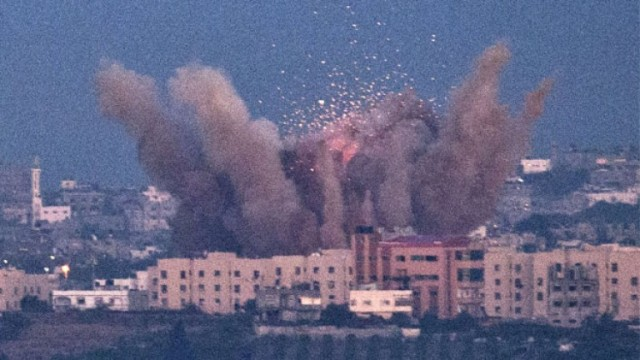 Gaza Strikes