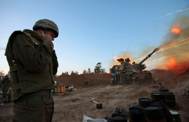 From gaza implication israeli strip withdrawal