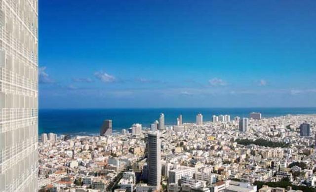 Gaza City before wars