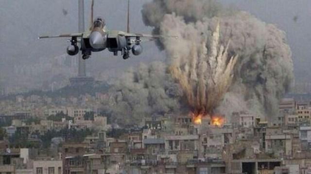 Israel Gaza plane raid