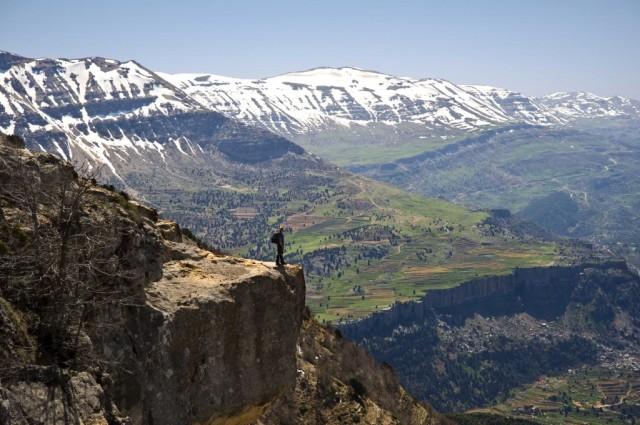 Golan Heights- Mount Hermon